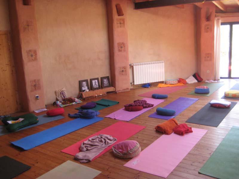 retiro de yoga em Mafra