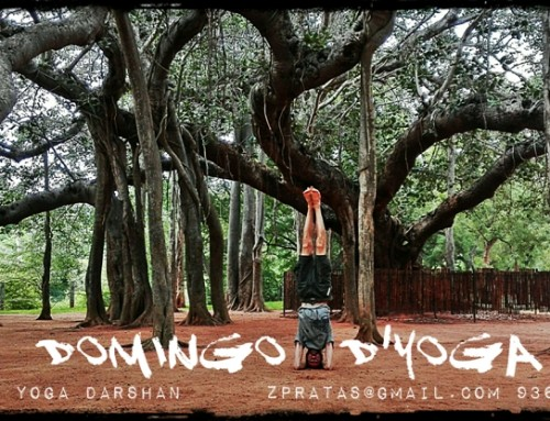 Domingo d'Yoga